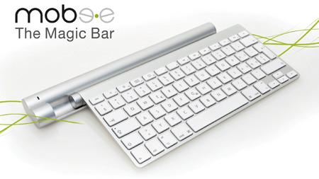 Беспроводная зарядка для клавиатуры