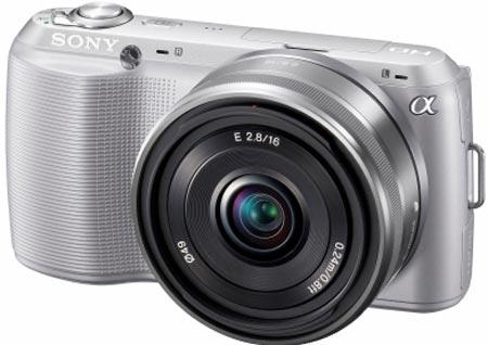 Фото дня: камера Sony NEX-C3.  Источник опубликовал изображения камеры...