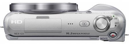 камера Sony NEX-C3