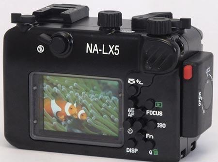 Бокс Nauticam NA-LX5