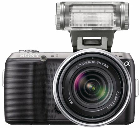 Камеры Sony NEX C3 и Alpha A35 появятся в продаже 03 июня.