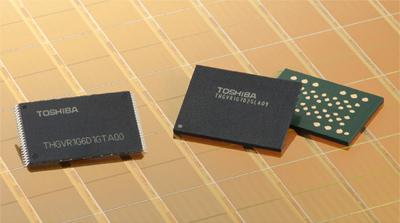 Флэш-память Toshiba SmartNAND