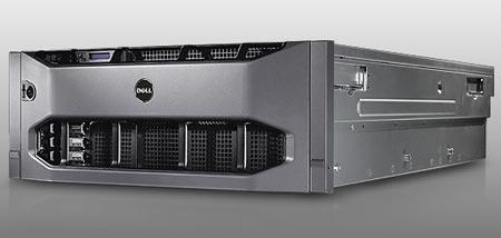 Сервер Dell PowerEdge R910