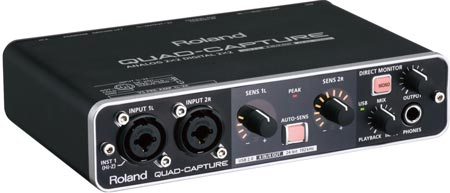 �������� ��������� Roland Quad-Capture