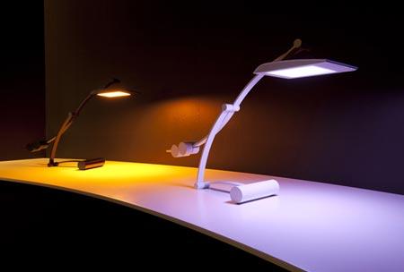 У Verbatim готовы серийные панели освещения типа OLED, меняющие цвет