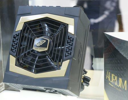 Начались продажи блоков питания FSP Aurum Gold 90+