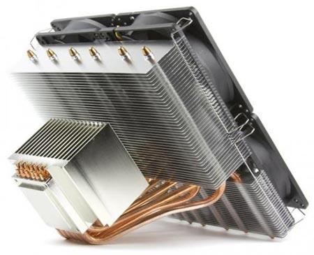 Процессорный охладитель Scythe Susanoo
