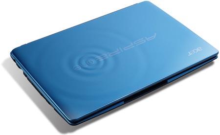 нетбук Acer Aspire One 722 на платформе AMD Brazos