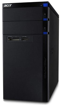 Настольный ПК Acer Aspire M3920