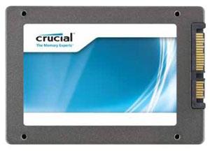 Crucial C400 построены на базе 25-нанометровой флэш-памяти MLC NAND