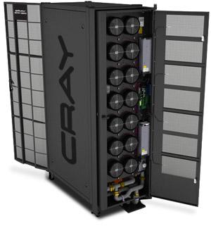 Суперкомпьютер Cray CX1000
