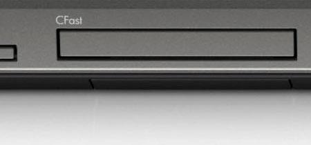 Ноутбук HP EliteBook 8560w получил слот CFast