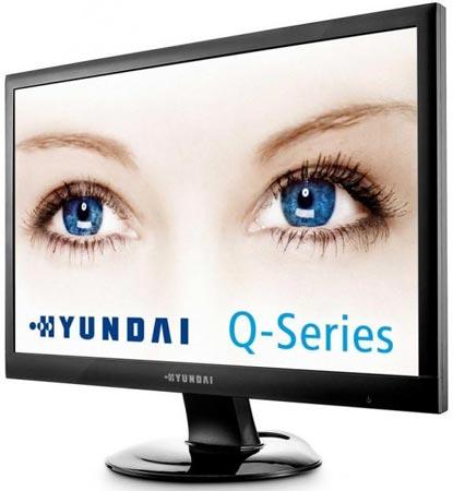 На европейском рынке представлены мониторы Hyundai Q96Ld и Q226Lh и Q246Lh