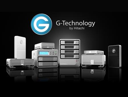 Хранилища G-Technology