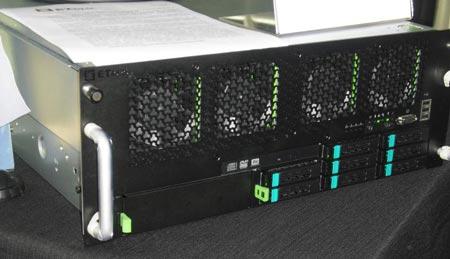 Четырехпроцессорный сервер ETegro Hyperion RS530 G3