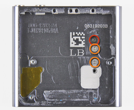 Корпус iPod nano 6G
