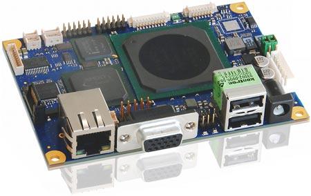 Компьютер Kontron KTLX800/pITX