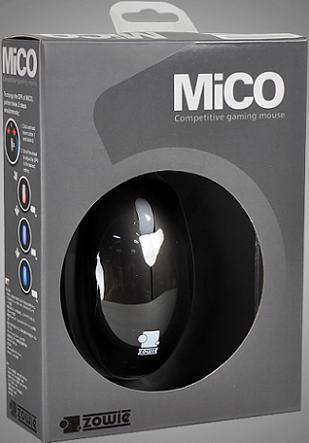 Упакованная мышь ZOWIE GEAR MiCO