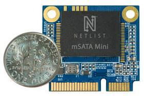 Netlist mSATA Mini SSD