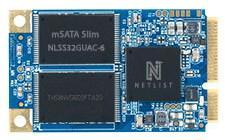 Netlist mSATA Slim SSD