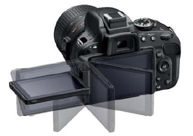 Камера Nikon D5100
