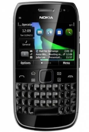 �������� Nokia E6