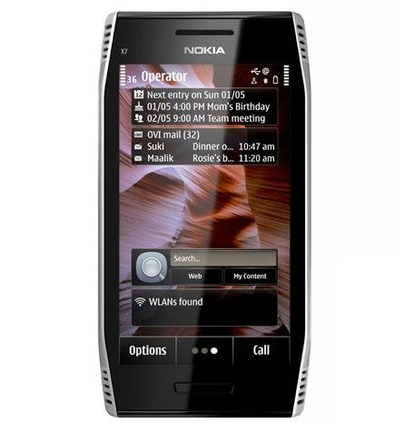 �������� Nokia X7