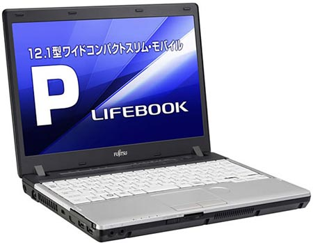 ноутбук Fujitsu LifeBook P771/C