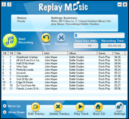 ��������� Replay Music