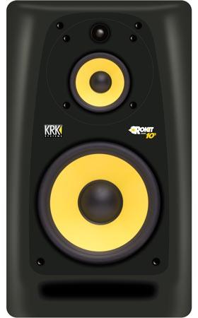 Трехполосный монитор среднего поля KRK Systems ROKIT RP10-3