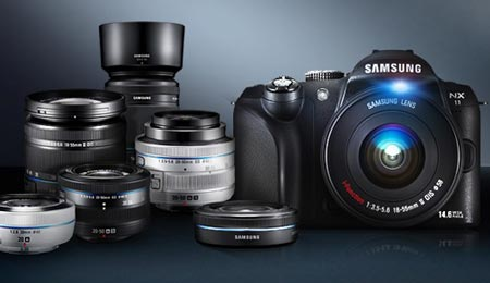 Фотосистема Samsung NX