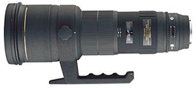 Объектив Sigma AF 500mm f4.5 EX APO HSM
