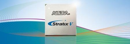 ��������������� ���������� ������� Stratix V