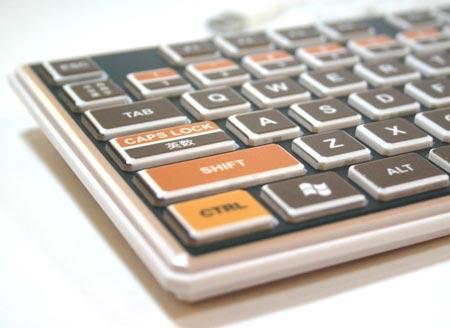 Niyari Atari 400 style Keyboard