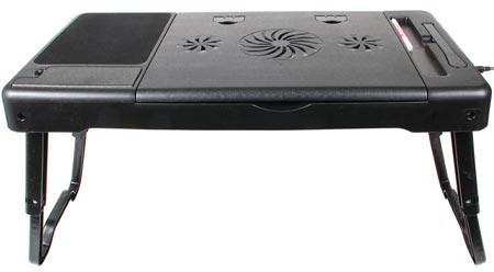 Thanko USB Notebook Cooler Desk