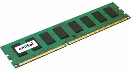 Модули памяти Crucial DDR3-1333