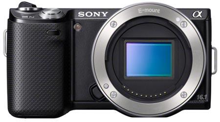 ������������� ������ ������� APS-C Sony NEX-5N