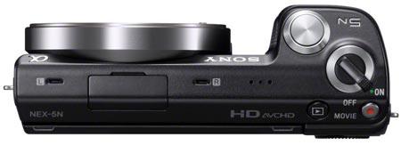 Беззеркальная камера формата APS-C Sony NEX-5N