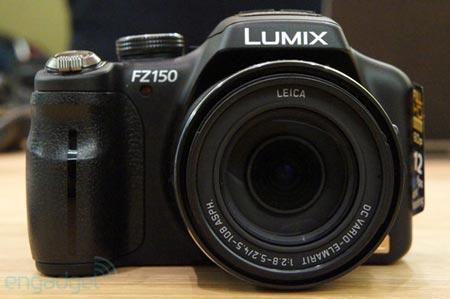 Panasonic анонсировала LUMIX FZ150 с 24x зумом и 3D-режимом