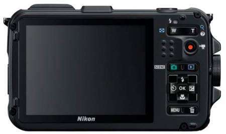 Компактная камера Nikon COOLPIX AW100