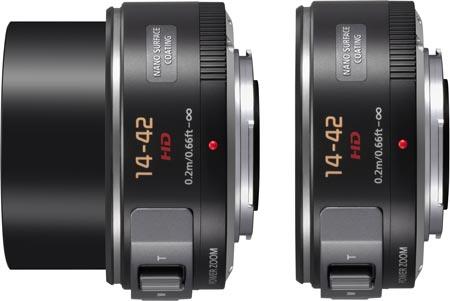 �������� Panasonic LUMIX G X VARIO PZ 14-42mm