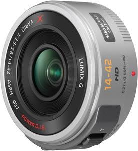 Объектив Panasonic LUMIX G X VARIO PZ 14-42mm