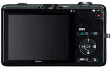 ���������� ������ Nikon COOLPIX S1200pj