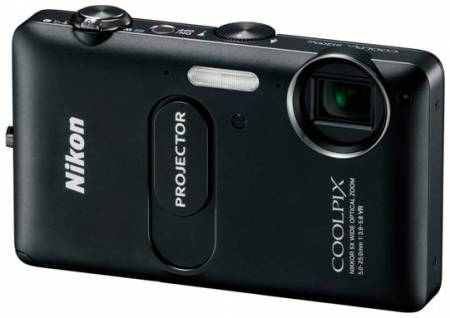 Компактная камера Nikon COOLPIX S1200pj