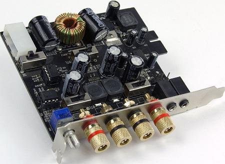 Усилитель PCI Slot Amp