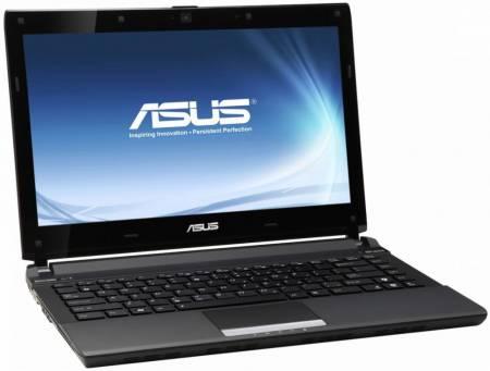 Ультратонкий ноутбук ASUS U36S