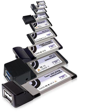 Устройства для слота ExpressCard/34
