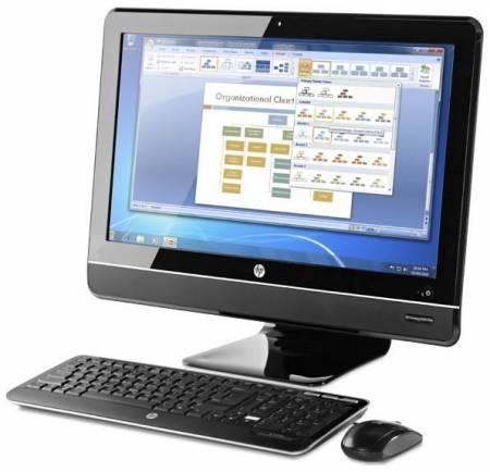 Моноблочный ПК HP Compaq 8200 Elite