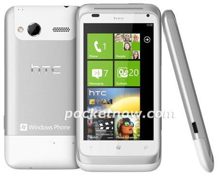 HTC Omega (Radar) будет представлен 1 сентября