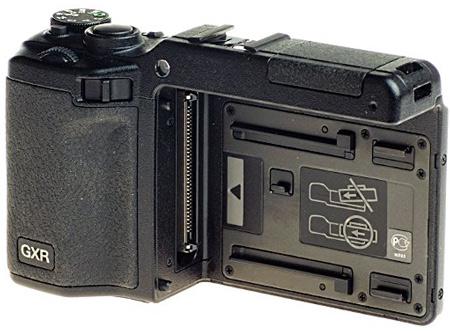 Концептуальная цифровая камера Ricoh GXR